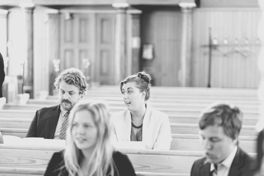 Emma & Henrik - Bröllopsfotograf Elsa Wiliow, Borlänge