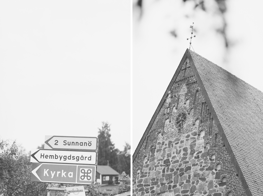 Thérése & David - Bröllopsfotograf Elsa Wiliow, Borlänge