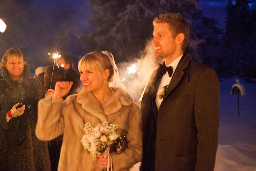Greta & Christian - Bröllopsfotograf Elsa Wiliow, Tällberg
